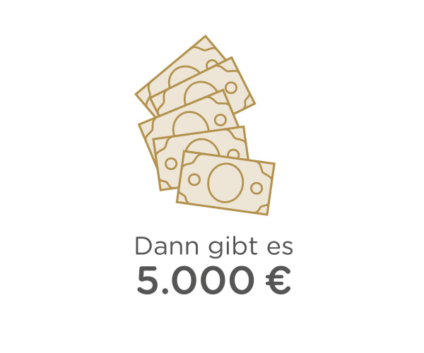 So funktioniert die Regenwetterversicherung: Bei entsprechender Regenmenge gibts 5.000 Euro Entschädigung.